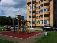 Togliatti, Revolyutsionnaya st, house 7Б. Apartment house