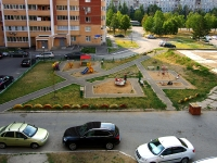 Togliatti, Revolyutsionnaya st, house 11Б. Apartment house