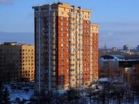 Тольятти, улица Революционная, дом 11Б. многоквартирный дом