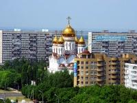 Togliatti, cathedral Спасо-Преображенский, Revolyutsionnaya st, house 19