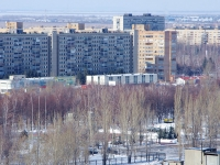 Togliatti, office building Почта России, Revolyutsionnaya st, house 58