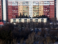Togliatti, office building Почта России, Revolyutsionnaya st, house 58