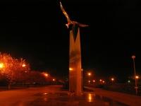 Тольятти, памятник защитникам Отечества, погибшим при исполнении воинского долгаулица Революционная, памятник защитникам Отечества, погибшим при исполнении воинского долга
