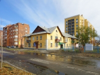 Togliatti, Respublikanskaya st, house 12. Apartment house