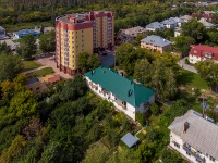 Togliatti, st Respublikanskaya, house 4. Apartment house