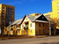 Togliatti, Respublikanskaya st, house 20. Apartment house