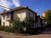 Togliatti, Respublikanskaya st, house 8. Apartment house