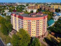 Тольятти, улица Родины, дом 36. многоквартирный дом