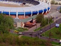 Тольятти, улица Родины, дом 40. офисное здание