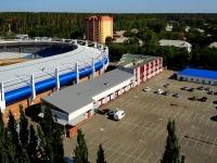 Тольятти, улица Родины, дом 40 с.3. офисное здание
