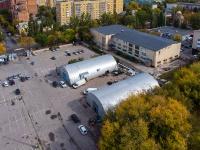 Тольятти, улица Родины, дом 40А. многофункциональное здание