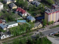 Togliatti, Rodiny st, house 32. Apartment house