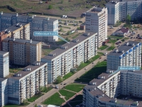 Togliatti, Ryabinoviy blvd, house 1. Apartment house