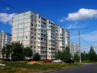 Togliatti, Ryabinoviy blvd, house 2. Apartment house