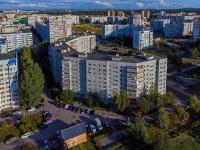 Тольятти, Рябиновый бульвар, дом 4. многоквартирный дом