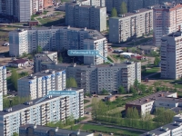 Togliatti, Ryabinoviy blvd, house 4. Apartment house