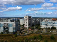 Togliatti, Ryabinoviy blvd, house 5. Apartment house