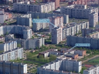 Togliatti, Ryabinoviy blvd, house 6. Apartment house