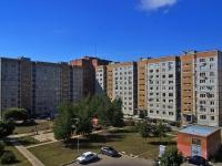 Тольятти, Рябиновый бульвар, дом 8. многоквартирный дом