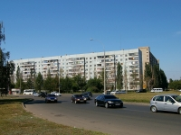 Togliatti, Sverdlov st, house 16. Apartment house
