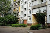 Togliatti, Sverdlov st, house 43. Apartment house