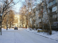 Togliatti, Sverdlov st, house 47. Apartment house