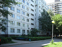 Togliatti, Sverdlov st, house 54. Apartment house