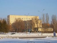 Тольятти, поликлиника АПК №2, улица Свердлова, дом 82