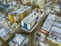 Togliatti, Sverdlov st, house 10А. office building