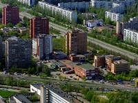 Тольятти, улица Свердлова, дом 1В. многоквартирный дом