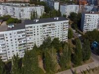 Тольятти, улица Свердлова, дом 2. многоквартирный дом