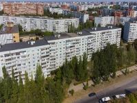 Тольятти, улица Свердлова, дом 4. многоквартирный дом