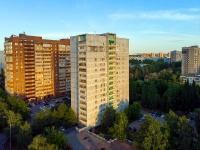 соседний дом: ул. Свердлова, дом 9А. многоквартирный дом