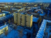 Тольятти, улица Свердлова, дом 17. многоквартирный дом