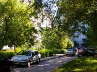 Togliatti, Sverdlov st, house 44. Apartment house