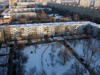 Togliatti, Sverdlov st, house 47. Apartment house
