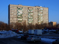 Тольятти, улица Свердлова, дом 49. многоквартирный дом