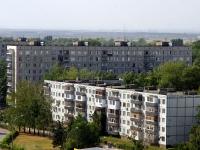 Тольятти, улица Свердлова, дом 72. многоквартирный дом