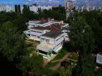 """соседний дом: ул. Свердлова, дом 27. детский сад №115 """"Салют"""""""