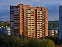 Тольятти, улица Свердлова, дом 9И. многоквартирный дом