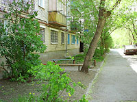 Togliatti, Sevastopolskaya st, house 8. Apartment house