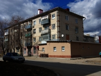 neighbour house: st. Sevastopolskaya, house 3. Apartment house