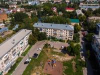 Togliatti, st Sovetskaya, house 51. Apartment house