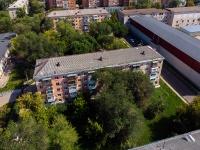 Togliatti, st Sovetskaya, house 57. Apartment house