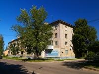 Тольятти, улица Советская, дом 60. многоквартирный дом