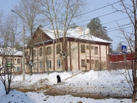 Togliatti, st Spetsialistov, house 7. Apartment house