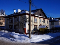 Togliatti, Spetsialistov st, house 2. Apartment house