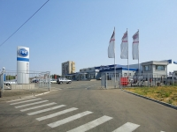 "Togliatti, automobile dealership ""Крумб-Сервис"", Sportivnaya st, house 34"