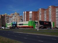 """Тольятти, улица Спортивная, дом 4В. торговый центр """"Малина"""""""