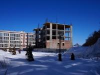 Тольятти, улица Спортивная, дом 1Д. строящееся здание